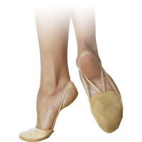 Varfuri pentru gimnastica ritmica Grishko Irina 03053 - 03053m