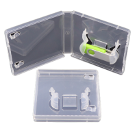 Carcasa memore USB stick , transparenta (clear), premium quality, auto-reglabila