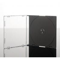 Carcasa CD slim cu tava neagra si grosime de 5.2mm