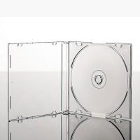 Carcasa CD slim cu tava transparenta- grosime 5.2 mm