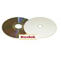 BD R Kodak inkjet printabil 25 GB suprafata semi mata viteza 6x - pachet de 10 discuri